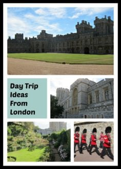 Easy day trips from London