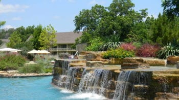 Texas resorts like Hyatt Lost Pines offer entertainment in spades.