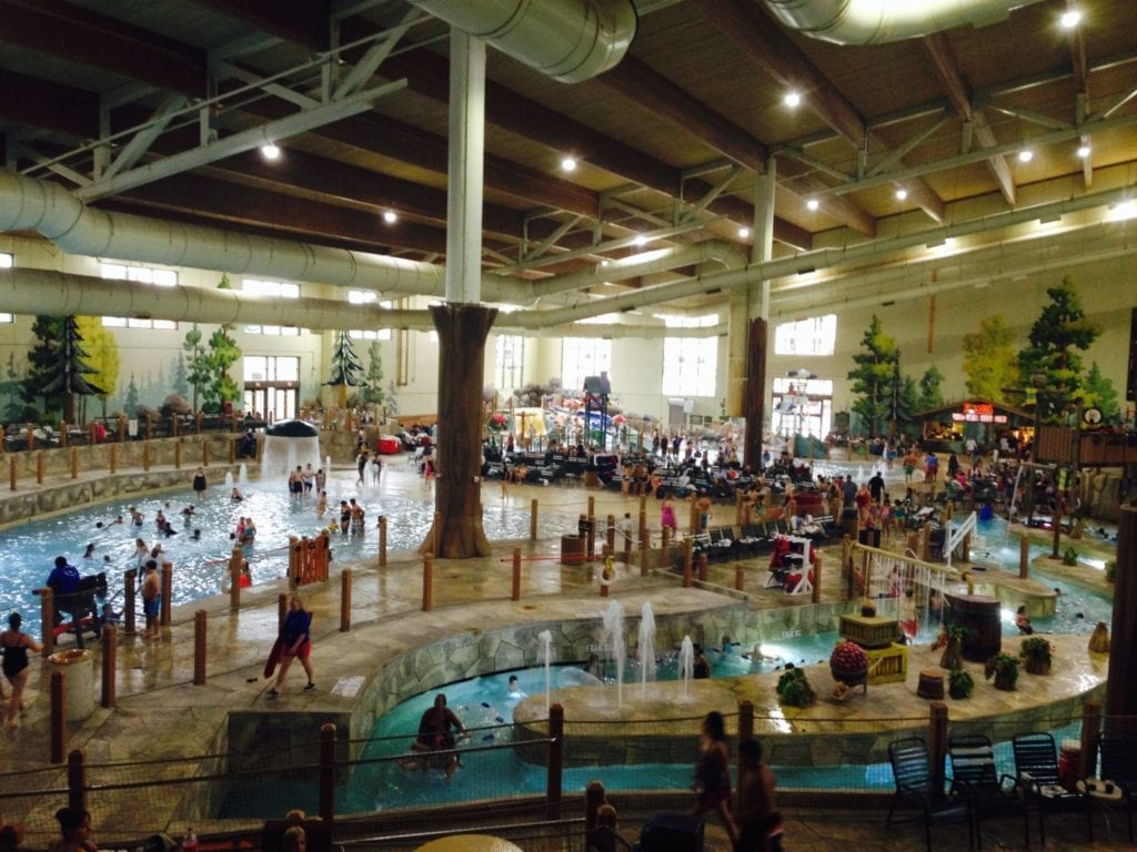 Texas resorts don't get much more fun that Great Wolf Lodge Grapevine.