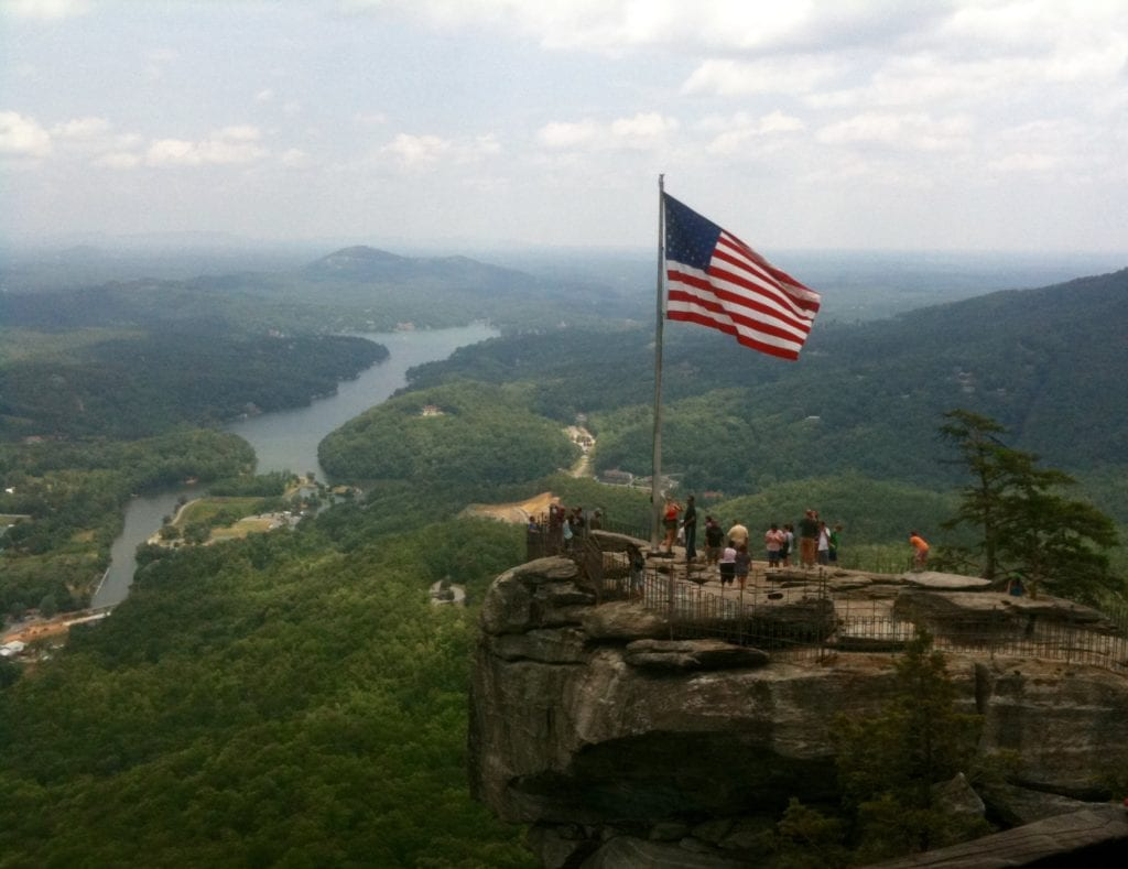 Lake_Lure-Chimney_Rock
