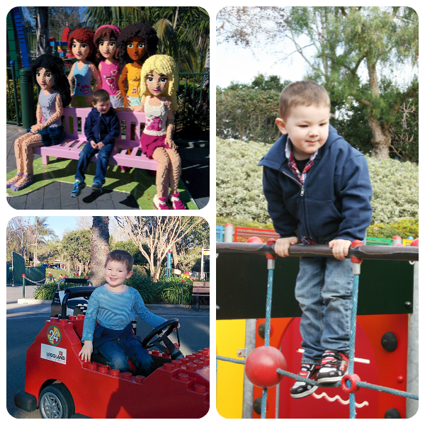 LEGOLAND California - a Delightful Amusement Park for Preschoolers