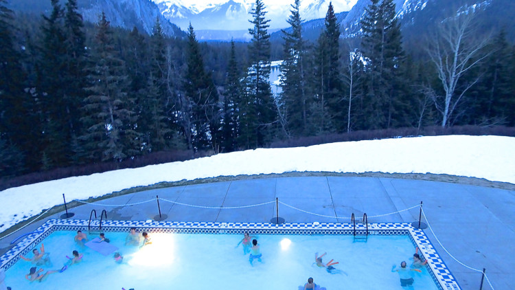 Skiing for Beginners in Banff, Alberta