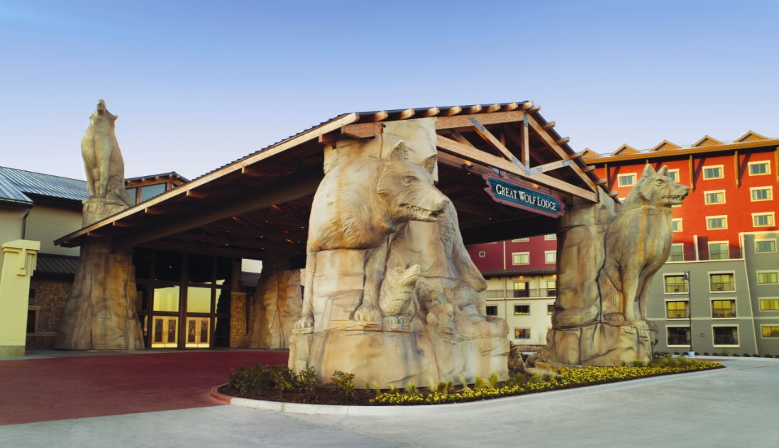 Our Great Wolf Lodge Experience