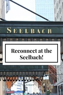 Reconnect at the Seelbach Hilton!