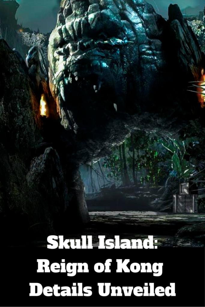 Skull Island: Reign of Kong, newest attraction at Universal Orlando, details unveiled