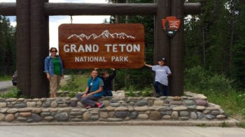 Grand Teton, top 10 national parks,