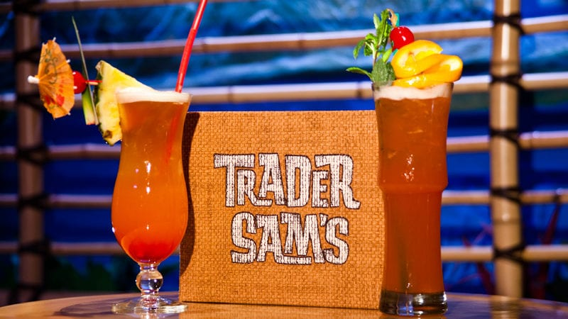 Trader Sams Adult Snacks at Disneyland