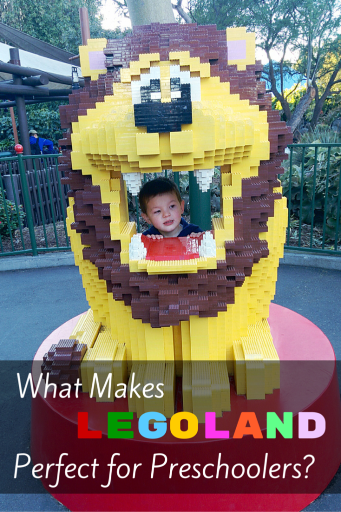 8 Reasons Why You Should Take on LEGOLAND with a Preschooler