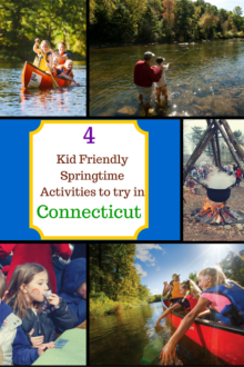 Four Springtime Activities to do With Kids in Connecticut