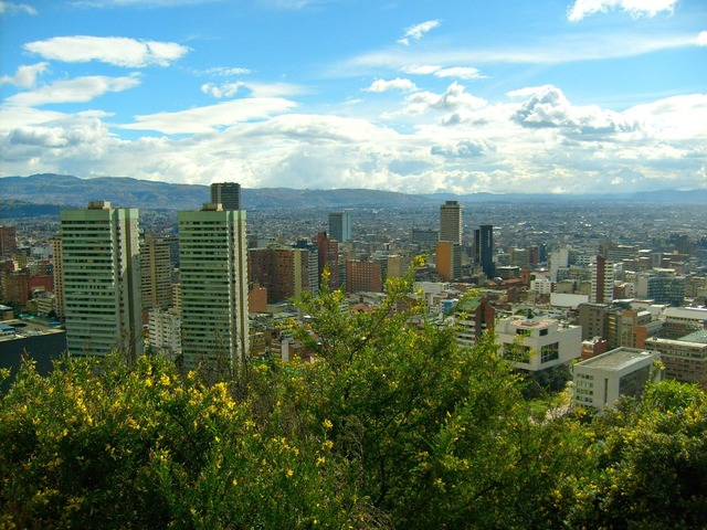 Take Your Family 8660 Feet Closer to the Stars in Bogota
