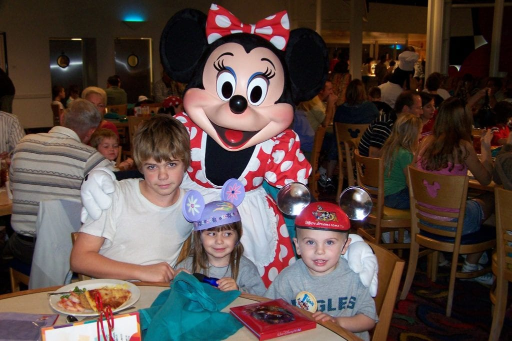 Confession of a Disney Dining Plan Drop Out