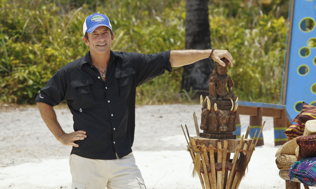 Jeff Probst Shares Family Travel Tips, Location Faves, and the Joy He Gets From Survivor