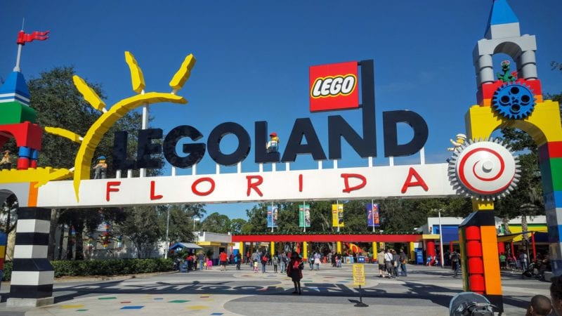 New attractions coming to LEGOLAND Florida in 2016 and 2017.