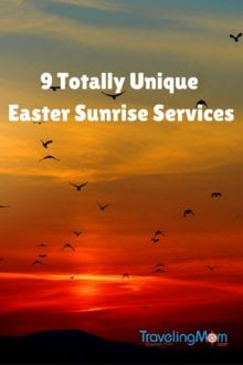 9 Totally Unique Easter Sunrise Services
