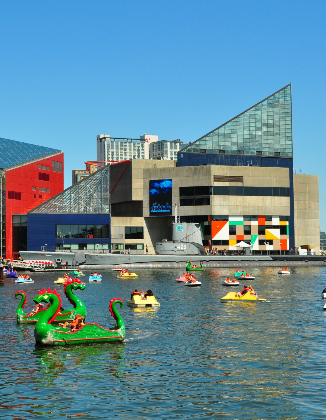 Seven Free Activities in Baltimore for Families