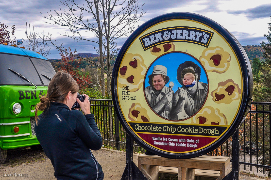 Celebrating Local: the Ben & Jerry Tour and Hotel Vermont