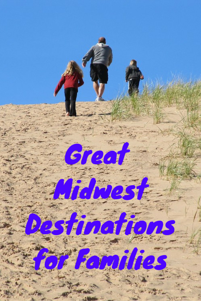 Best midwest destinations for families for Best places to take a vacation