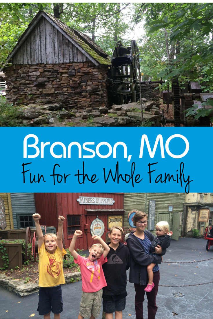 Branson, Missouri Offers Big Fun for Families