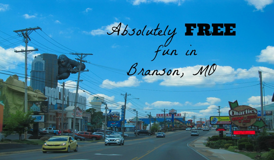 Free Family-friendly Fun in Branson, Missouri!
