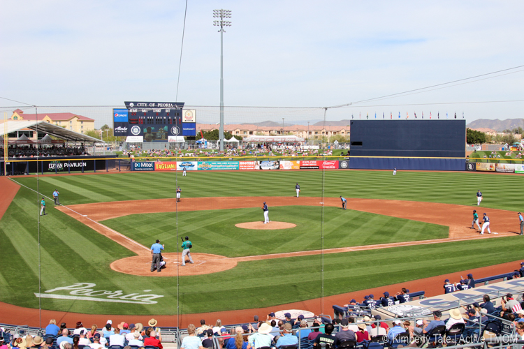 Peoria Sports Complex Photo credit: Kimberly Tate / Active TravelingMom