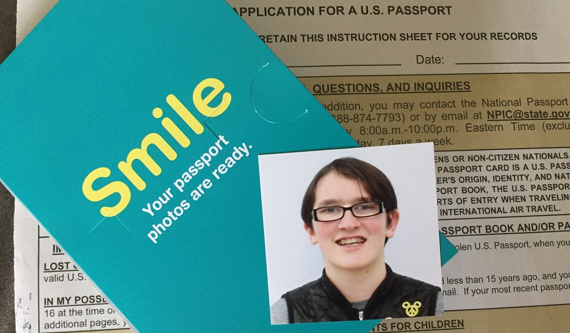 Tips for applying for a child passport