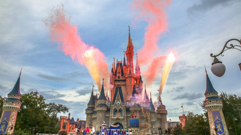 Anniversary Ideas At Disney World Celebrations