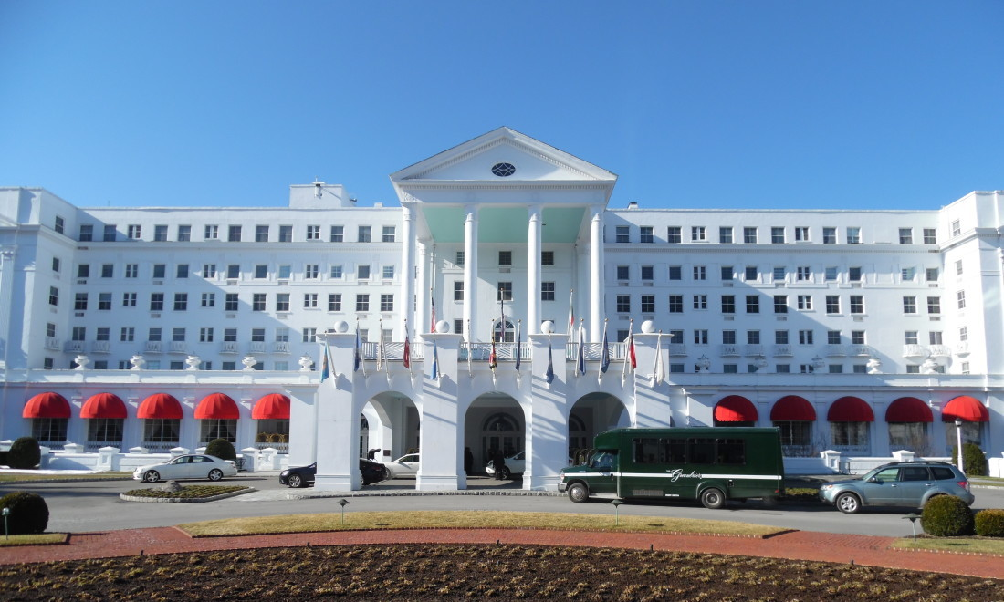 Greenbrier Resort Review: Summer All Year Round