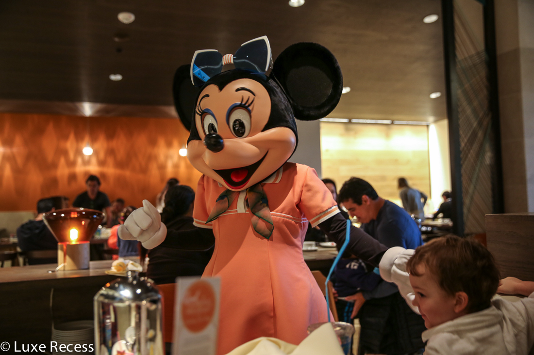 The Four Seasons Orlando Disney Character Breakfast: A Must