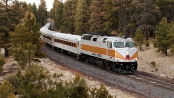 All Aboard the Grand Canyon Railway Hotel