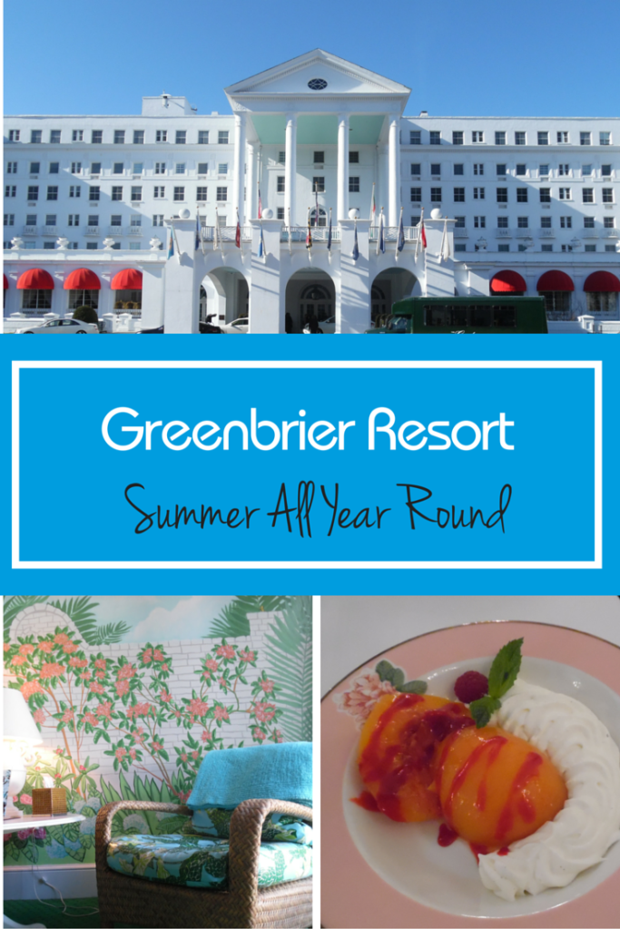 Greenbrier Resort review