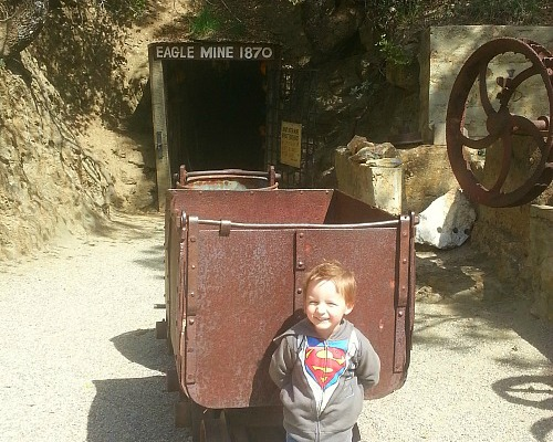 Gold Mining Tours In Julian, California