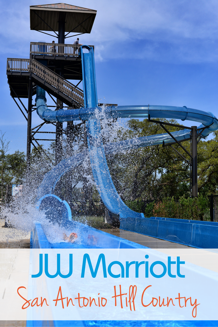 JW Marriott San Antonio's $16 Million Water Park Expansion is Now Open