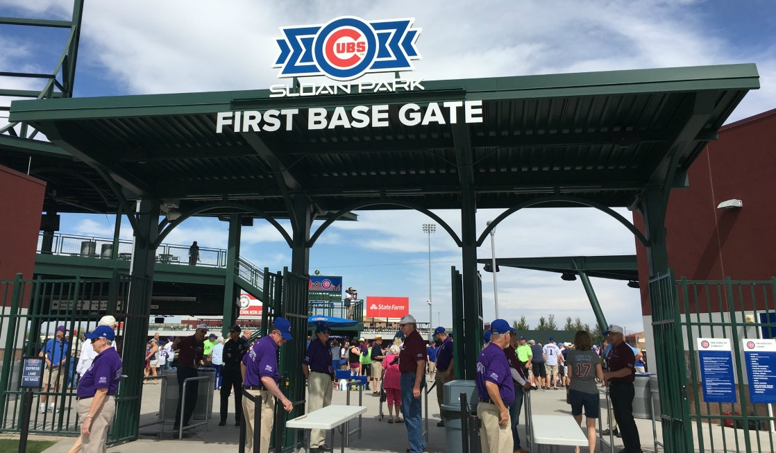 Mesa Arizona is the Perfect Destination for Chicago Cubs Fans-Traveling Mom