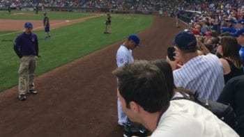 Mesa, Arizona is the Perfect Destination for Chicago Cubs Fans and Autographs-Traveling Mom