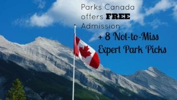 Parks Canada Free Admission
