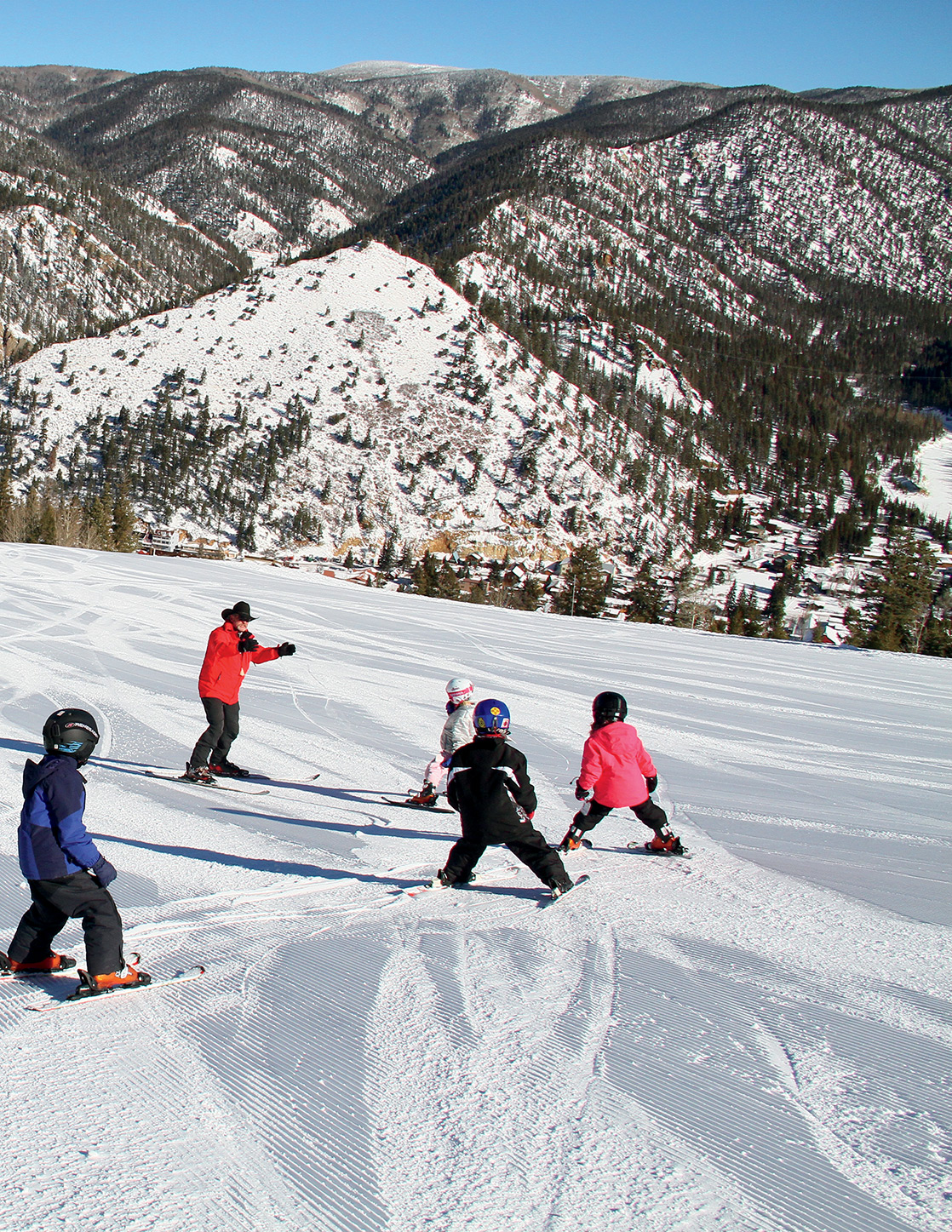 outdoor fun in red river ski area, new mexico | traveling mom