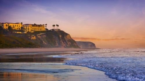 Ritz Carlton Hotels in Laguna Beach best hotels in southern california
