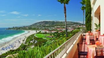 Ritz-Carlton Laguna Niguel Best hotels in southern california