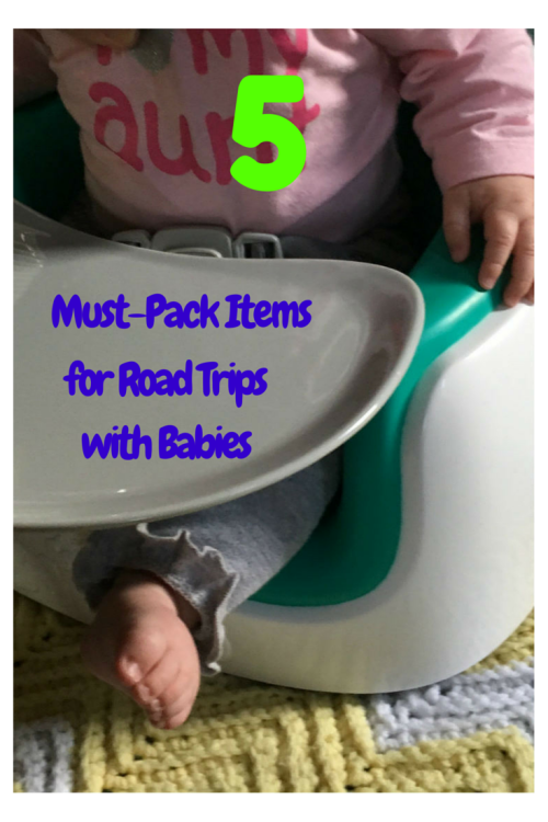 5 Things You Must Pack for a Road Trip with a Baby