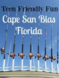 Teen Friendly Cape San Blas