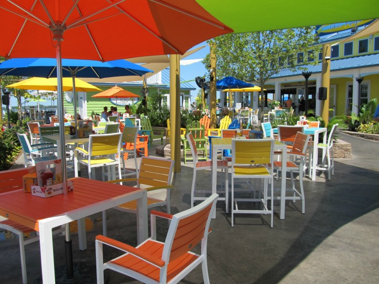 The Keys at Put-in-Bay has amazing Conch Fritters and offers a fun and lively environment.