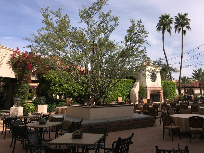 The Scottsdale Resort at McCormick Ranch Patio-TMOM