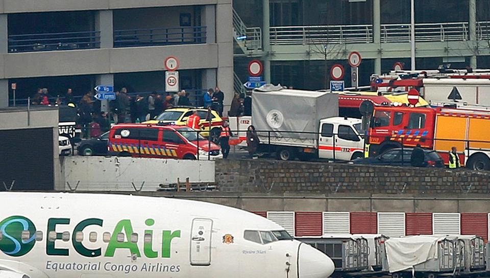 Travel Emergency, Brussels Attacks, Red Cross, Paris Attacks, Emergency Preparedness, Red Cross, Red Crescent
