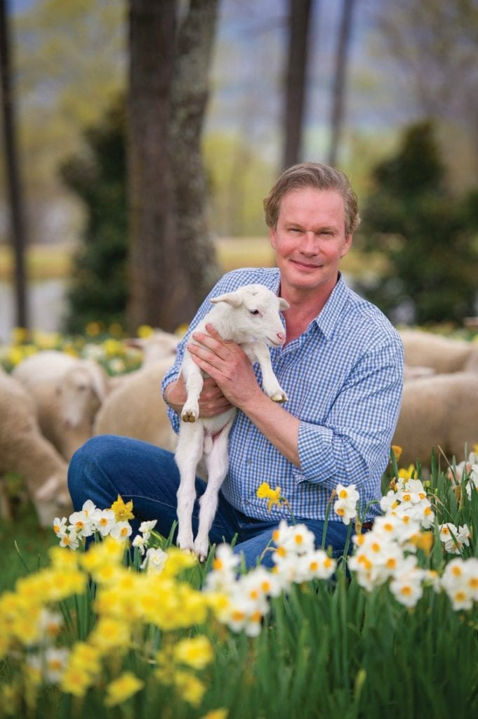 P. Allen Smith. Photo Credit: P. Allen Smith