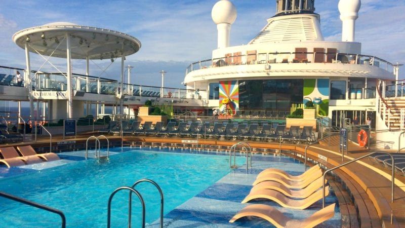 13 Free Things On Anthem Of The Seas
