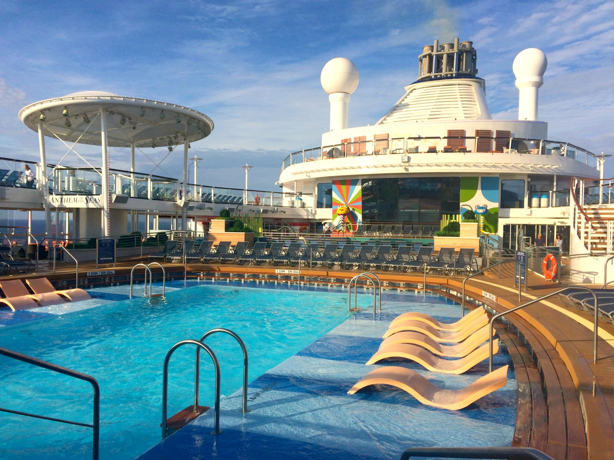 13 Things You can do for Free Aboard Anthem of the Seas