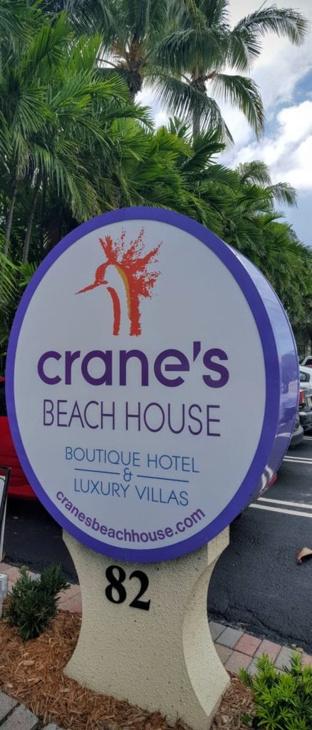Crane's Beach House is one of the most family friendly hotels in South Florida.
