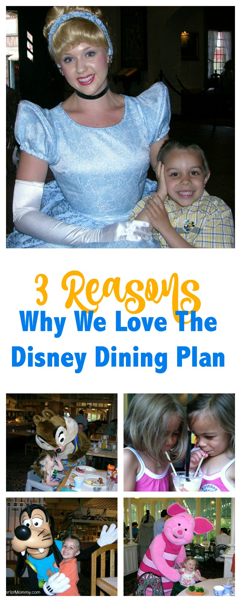 3 Reasons Why We Love The Disney Dining Plan