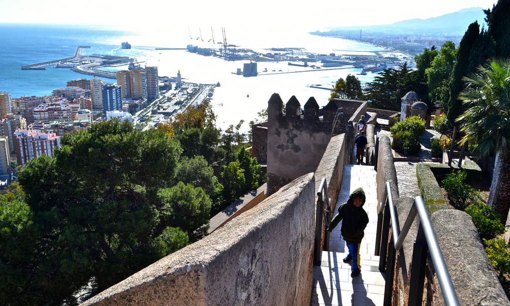 A Day Trip In Malaga Spain Traveling Mom