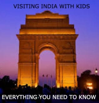 Top Reasons to Visit India With Kids